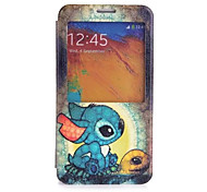 Turtle Cartoon caso del modello Full Body per Samsung i9600 S5