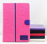 Hybrid Folding Case Smart PU Leather Case Stand Flip Cover Book Cover Wallet ForiPad 2/3/4 (Assorted Color)