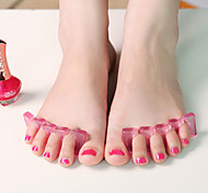2-Piece Toe Separator Set Manicure Pedicure Beauty Salon Accessory