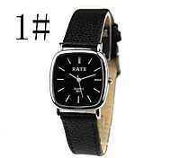 Women's Square Fashion Belt Watch