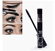cílios longos e grossos de olho preta impermeável mascara lash