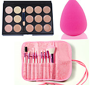 15 Concealer Makeup Brushes Dry Face Whitening / Long Lasting / Concealer China