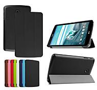 dengpin PU-Leder Tablet Schutzhülle Hülle für LG g Pad f 8.0 v495 v496 (verschiedene Farben)