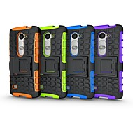Heavy Tire Duty Defender Case with Stand TPU&PC Shockproof Protective Case for LG Leon/C40