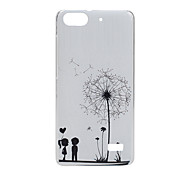 Painted PC Phone Back Case for Huawei 4C/P7/Huawei Honor 6/Huawei Honor 6plus