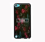 Be Original Design Aluminum High Quality Case for iPod Touch 5