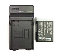 US 8.4V EN-EL14/EL14A Charger +(1PCS)Battery  for Nikon D3200 D3100 D5100P D5200 D5300 P7800 P7000