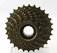 Bicycle Accessory Freewheel 8 Speed MTB Road Racing Bicycle Bike 13-28 Teeth Brown