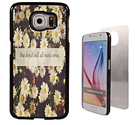 One Day It Will All Make Sense Design Aluminum High Quality Case for Samsung Galaxy S6 Edge G925F