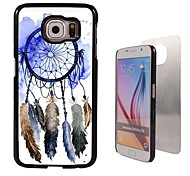 Colorful Dream Catcher Design Aluminum High Quality Case for Samsung Galaxy S6 SM-G920F