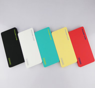 Shake 20000mAh External Battery for iphone6 6plus Samsung HTC and other Mobile Devices(Black/White/Yellow/Red/Blue)