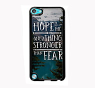 Hope Design Aluminum High Quality Case for iPod Touch 5