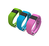 TW64 SmartBand Bracelet Wearable Life Waterproof Pedometer SmartWatch For IOS Android