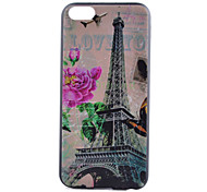 Transmission Tower Pattern PC Hard Case for iPhone 5C