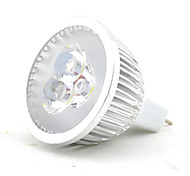 3W MR16 3LEDs 350LM lâmpada de luz LED spot lights (12v)