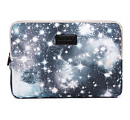 "Star Glow Bright Star Prints Laptop Cover Sleeves Shakeproof Case for MacBook 12"" ThinkPad Surface HP  Dell Acer Lenovo"