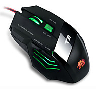 Translucent Braided Wire 6D Gaming Mouse PC-backlit High-precision Mouse ESports Gaming Mouse