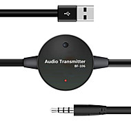 3.5 mm Lotus Head TV Audio BF-106 Bluetooth Transmitters From Bluetooth Adapter