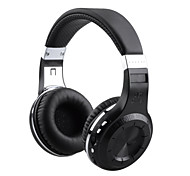 Bluedio H+ Bluetooth V4.1 Headphone w/ FM / Mic / TF - Black