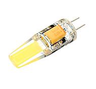LED a pannocchia 1 COB 无 T G4 3W Decorativo 300 LM Bianco caldo / Luce fredda 1 pezzo DC 12 / AC 12 V
