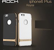 ROCK Silicone Frame Case Ultra-thin Bumblebee Shell for iPhone 6/6S(Assorted Color)