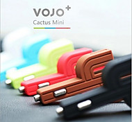 Cactus Mini Car Charger 3.1A USB Car Charger Three Mobile Navigation General