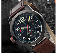 Men Watch Curren Sports Watch Quartz Waterproof
