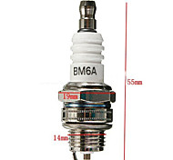 BM6A Pocket Bike Mini Motor Quad Spark Plug For 33 49CC Engine