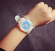 WomanAnd Men  Fashion Silicone Wrist Watch