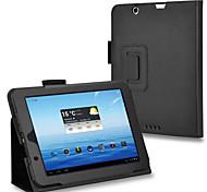 """cuero de la PU cubierta de la caja en folio plegable para Nextbook 8HD prima de 8 tabletas """""""