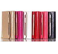 5.5 Inch Shoulder Bags Pattern Genuine Leather Wallet Leather Case for iPhone 6S Plus