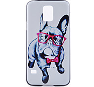 puppy patroon pc harde case voor Samsung Galaxy S6 rand plus / galaxy s5 / galaxy s5 mini