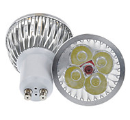 4W E14 / GU10 / GU5.3(MR16) / E26/E27 LED Spot Lampen MR16 4 High Power LED 450 lm Warmes Weiß / Kühles Weiß Dekorativ AC 85-265 V 1 Stück