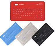 Portable waterproof slim Bluetooth Keyboard
