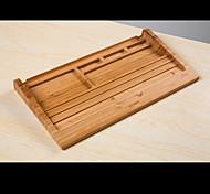 Samdi®Wood Craft Apple Bluetooth Wireless Keyboard Stand Dock Holder For iMac, Mac Pro, Desktop Computer Features