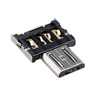 Conector do adaptador OTG ultra mini dm micro usb 5pin para telefone celular tablet& cabo USB& Pen drive
