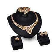 Selling Jewelry Set And Exaggerated Jewelry Jewelry Set