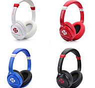 Fashion Blutooth Wireless Headphones Headset with In line Mic & Volume Control Ear Noise Cancelling Cute Earphones
