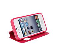 pu aprire la finestra cellulare custodia per iPhone 4 / 4S colori assortiti