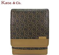 kate.co® Women PVC Shoulder Bag Gray - TH-02134