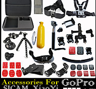 Gopro Accessories Anti-Fog Insert / Gopro Case/Bags / Adhesive Mounts / Straps / Mount/Holder / Accessory Kit Waterproof / Floating, For-