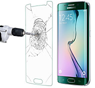 Link Dream Premium Glass Film Real Tempered Glass Screen Protector for Samsung Galaxy S6 Edge