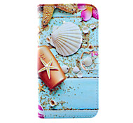 Diamond Shell Pattern PU Material Holster for Samsung Galaxy A8/A7/A5/A3