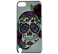Skull  Pattern Hard Case for iTouch 5