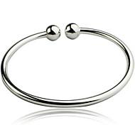 Woman Sterling Silver Opening Bracelet