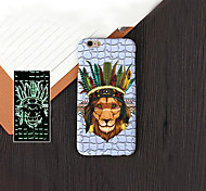 Fashion Ultra-thin Monster 2 Pattern Luminous Fluorescence Phone Back Cover Hard Case for iPhone 5/5S