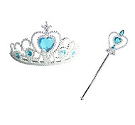 Halloween / Christmas / Children's Day / New Year Kid Princess series Costumes Holiday Jewelry Crown / Headwear