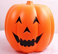Halloween Pumpkin Bright Battery Voice Control  LED Lamp