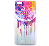 Running Water Pattern Decal Bright Side TPU Material Phone Case for Huawei  P8 Lite