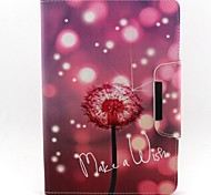 Dandelion Pattern Hard Case for iPad mini 3, iPad mini 2, iPad mini